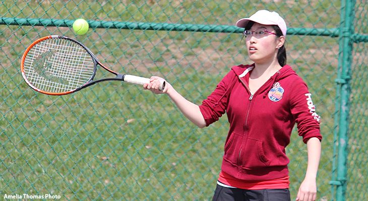 Women's Tennis Defeated By Penn State Abington