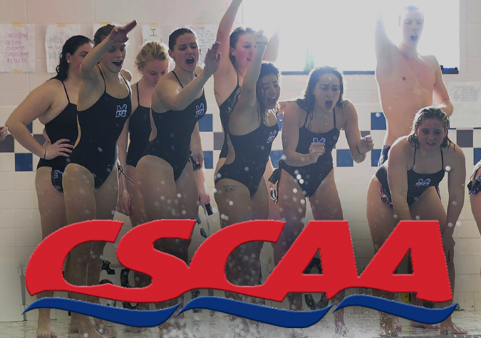 Women's swimming earns CSCAA Scholar All-America squad for Spring semester