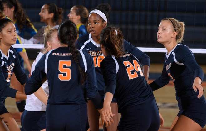 Titans Begin Big West Play on Tuesday