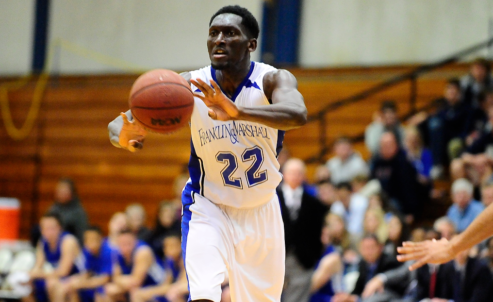 Moune's Double-Double Leads F&M Past McDaniel; Robinson Picks up Win 899