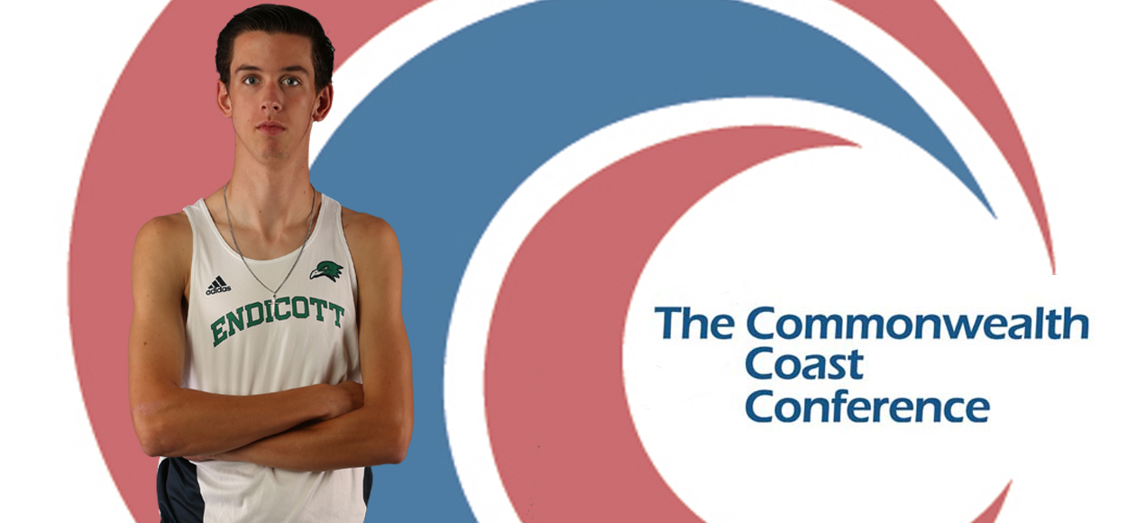 Will Connelly Named CCC Rookie Of The Week