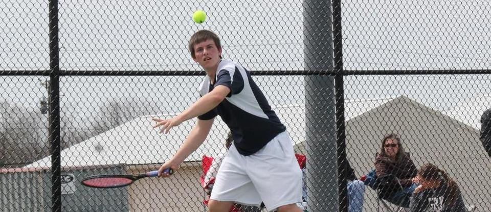 Men's Tennis Loses at Rose-Hulman