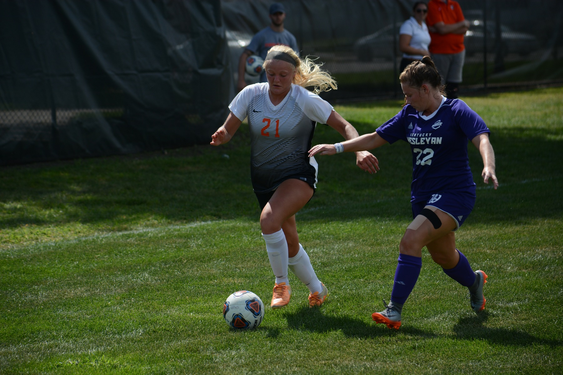 Oilers Draw in Double Overtime Against Kentucky Wesleyan
