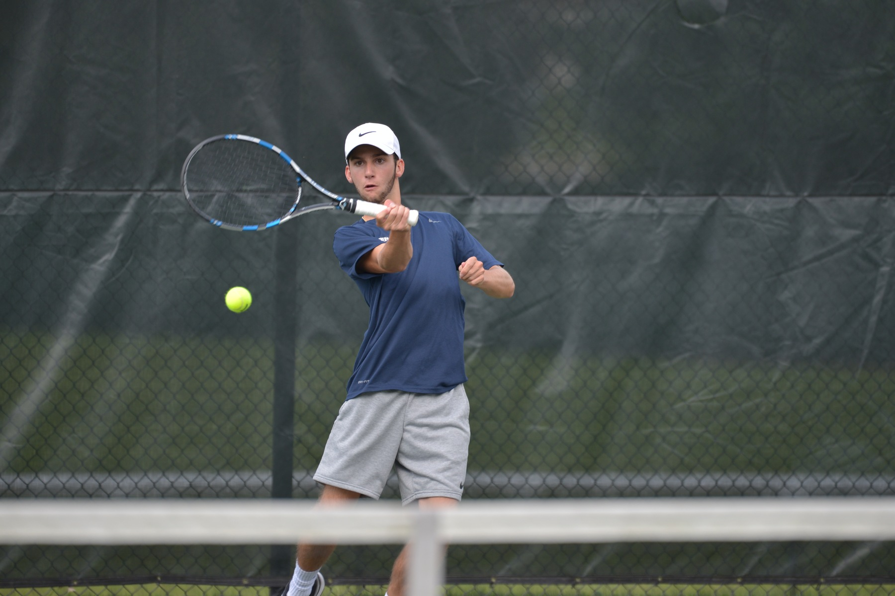 Men's Tennis Falls to Grove City