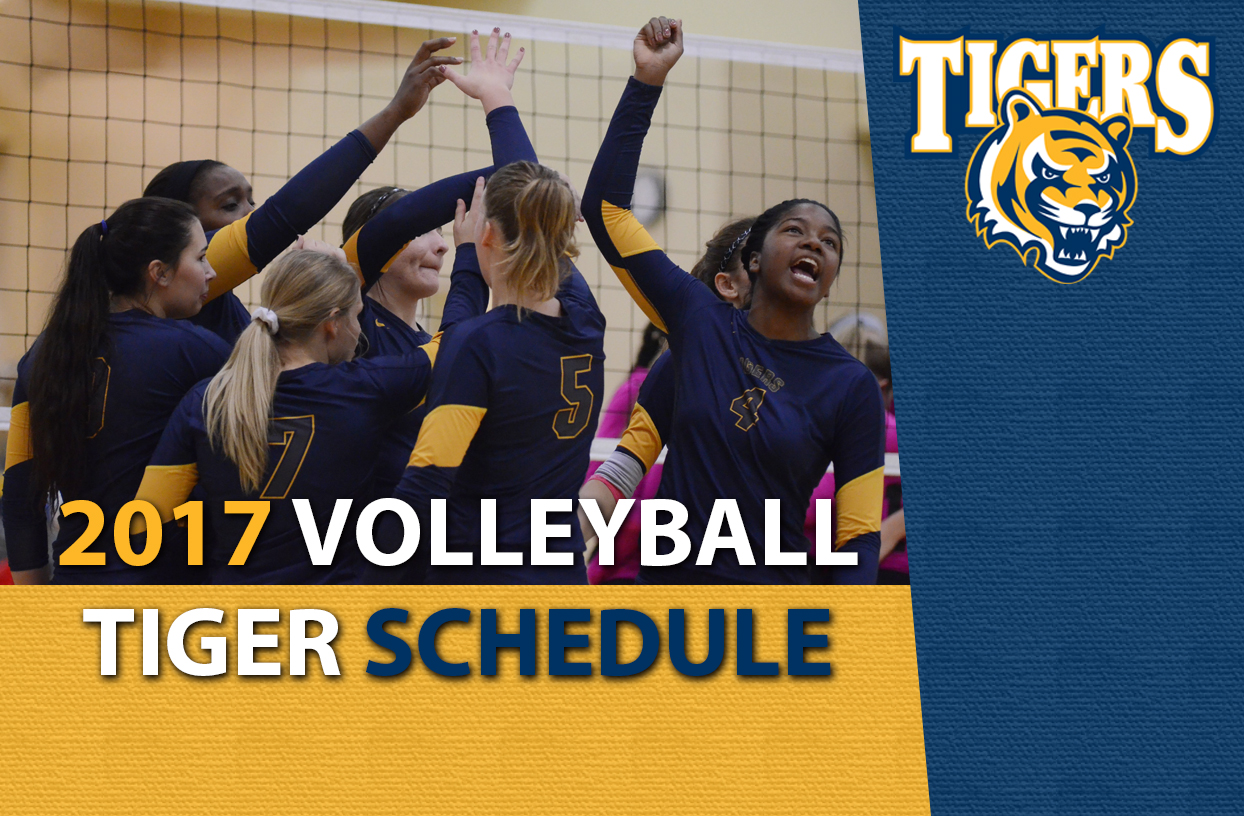 MCC Volleyball releases 2017 schedule