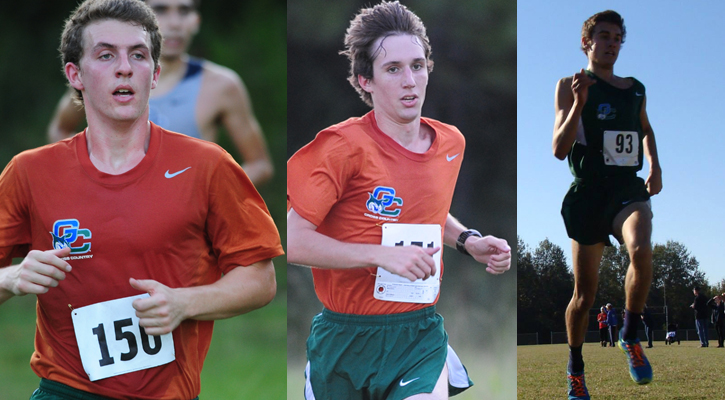 Bobcat Men's Cross Country Lands Three on All-Academic Team