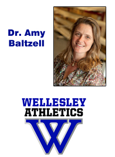 Olympic Rower/Sports Psychologist Amy Baltzell Talks to Blue Athletes