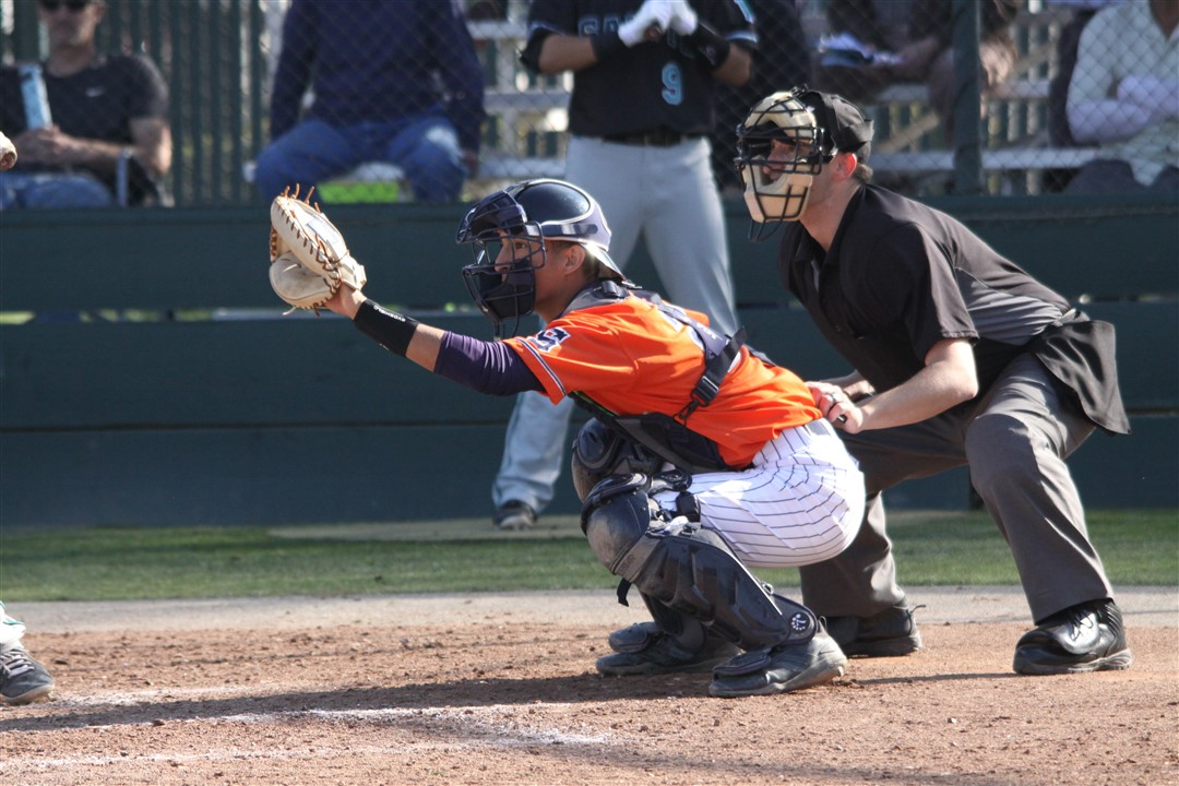 Giants travel to Bakersfield College 2/11 - Game time 2PM