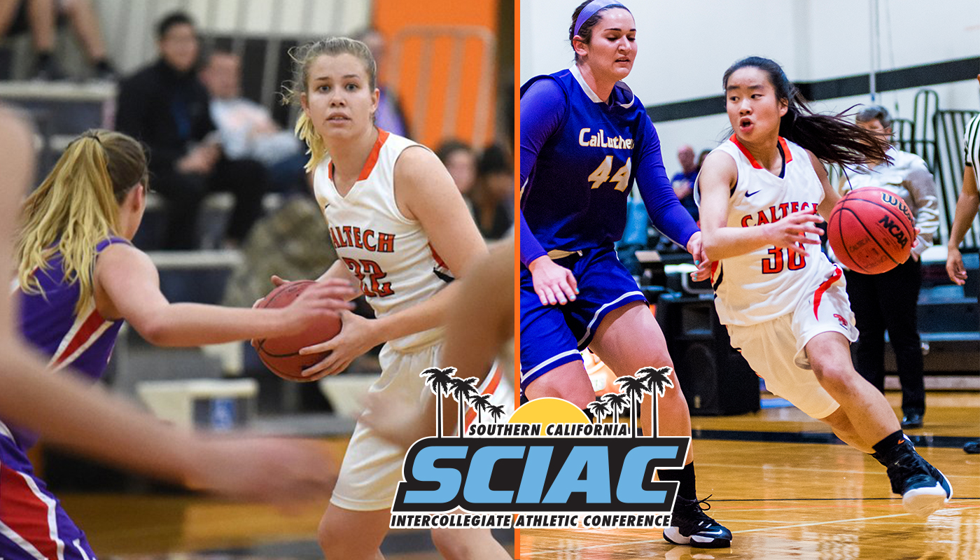 Lewis, Peng Named All-SCIAC, Rookie of Year