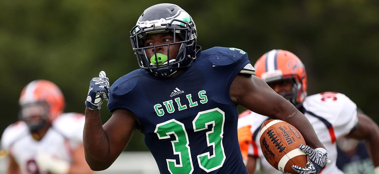 Hobart Pulls Away From Endicott, 42-20