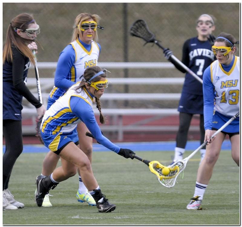 Mount women's lacrosse team improves to 2-1 in ORLC with win at Franklin College
