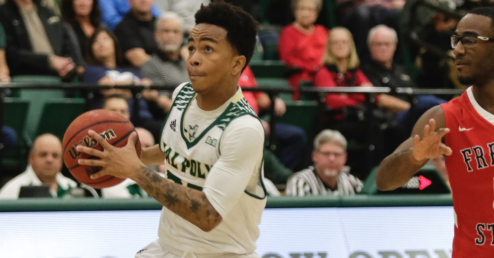 Cal Poly Falls in First All-Time Meeting versus SMU