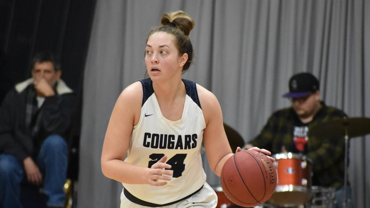 NAIA - Women's Basketball - Player of the Week - Raegan Wieser - Columbia (Mo.)