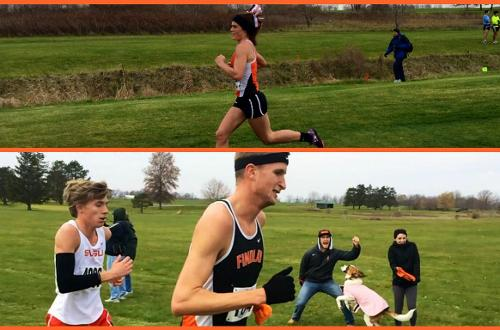 Oilers Cross Country Teams Compete at GLIAC Championship
