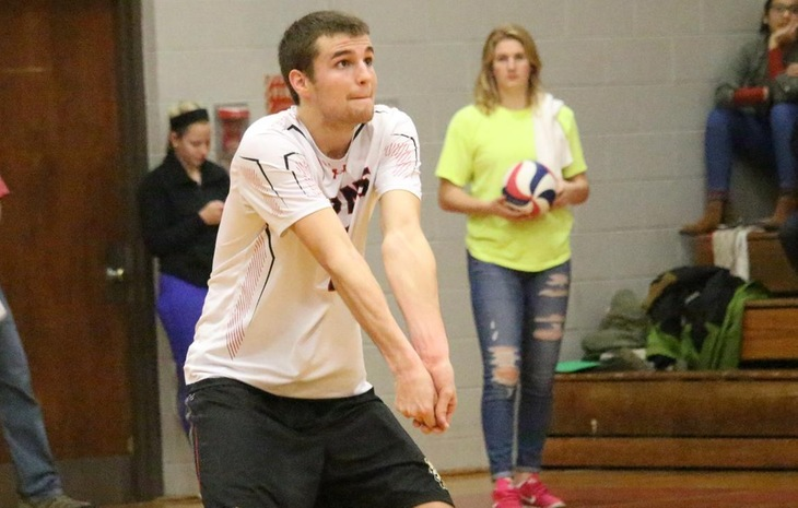Men's Volleyball Endures 3-1 Loss to Elms