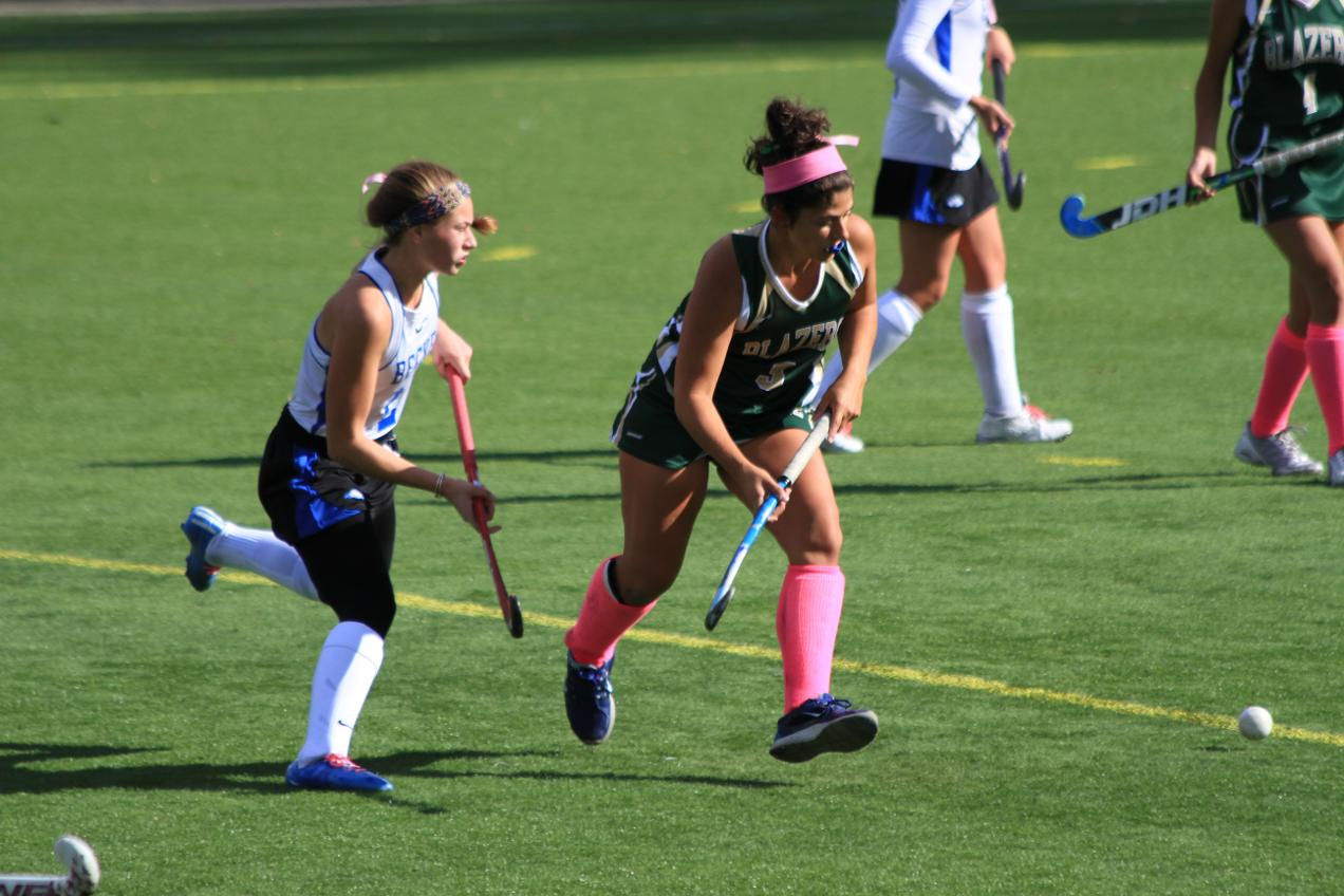 Becker Downs Field Hockey at Home