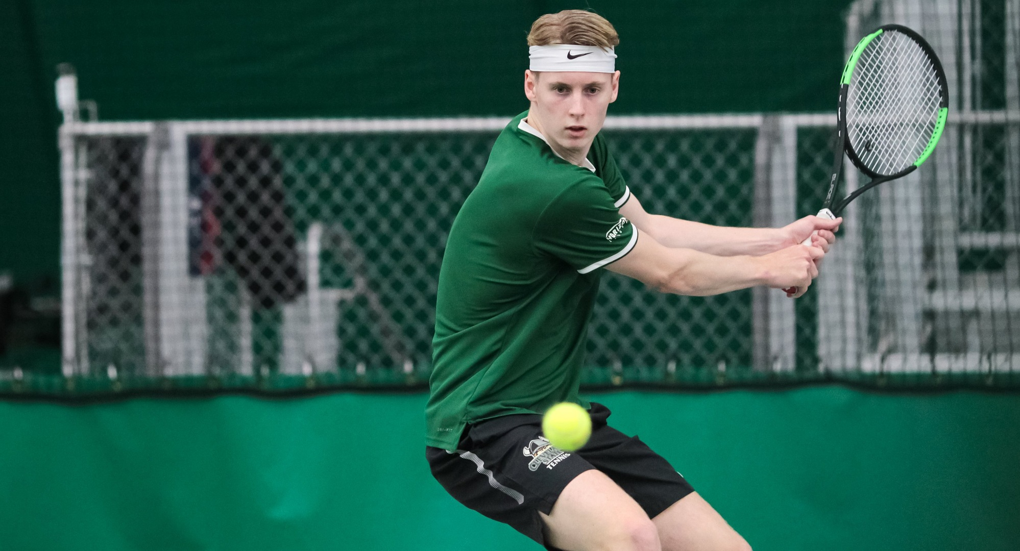 Men's Tennis Extends Winstreak With 5-2 Victory Over Ball State