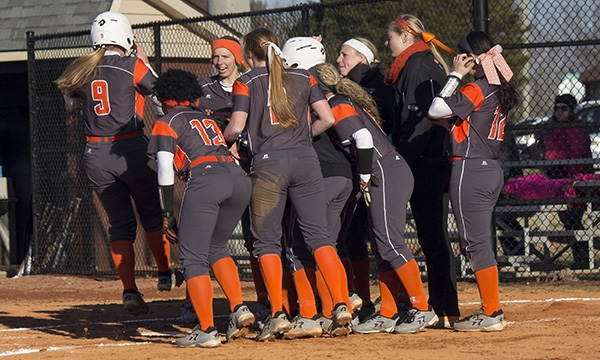 Softball at Carson-Newman postponed for rain