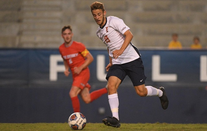 Fullerton Downs Dons 4-0 at Titan Stadium