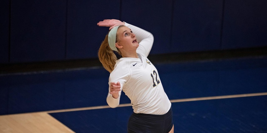 Volleyball Aces St. Joseph (Conn.), 3-0