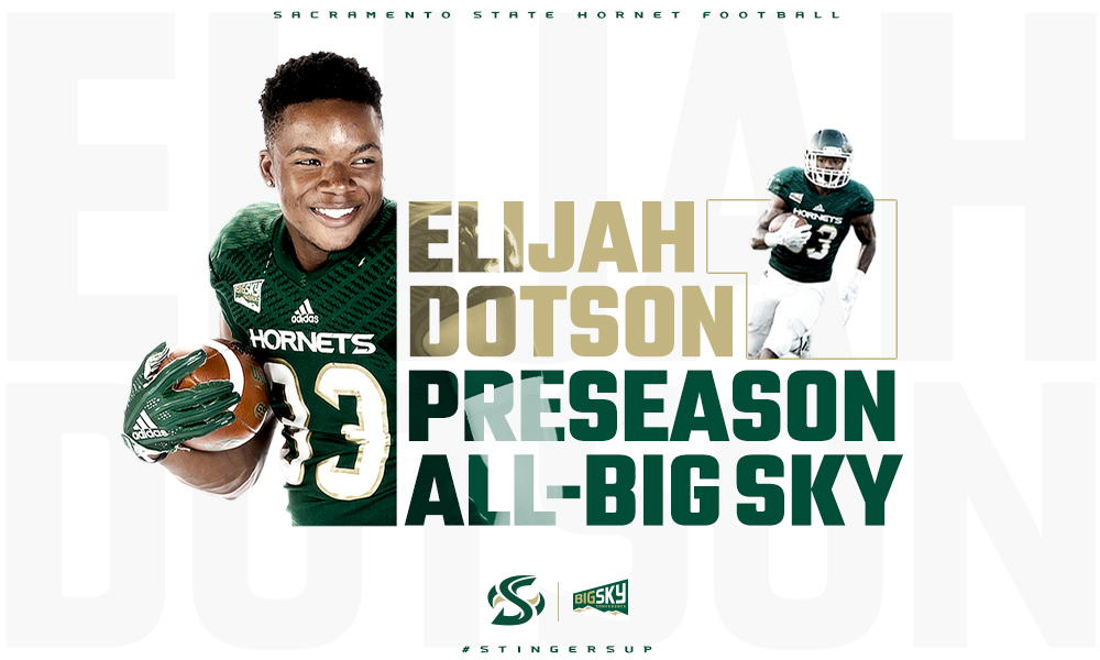 ELIJAH DOTSON NAMED PRESEASON ALL-BIG SKY