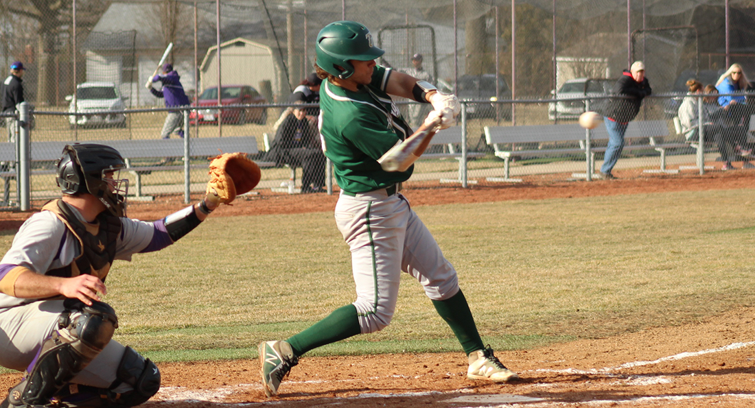 Runs Aplenty as Dragons Split with Yellow Jackets