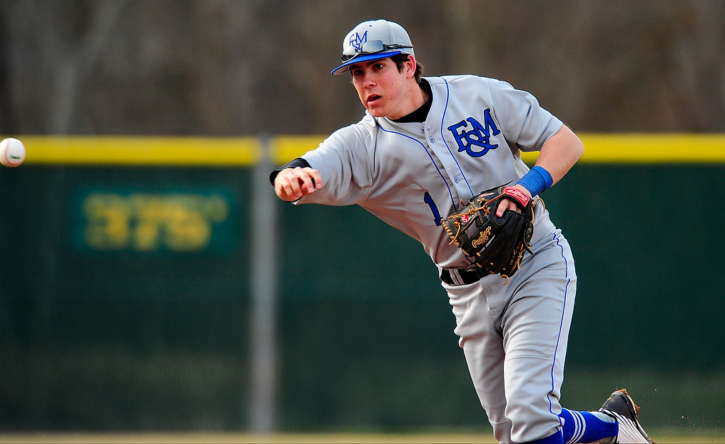 F&M Swept by Johns Hopkins