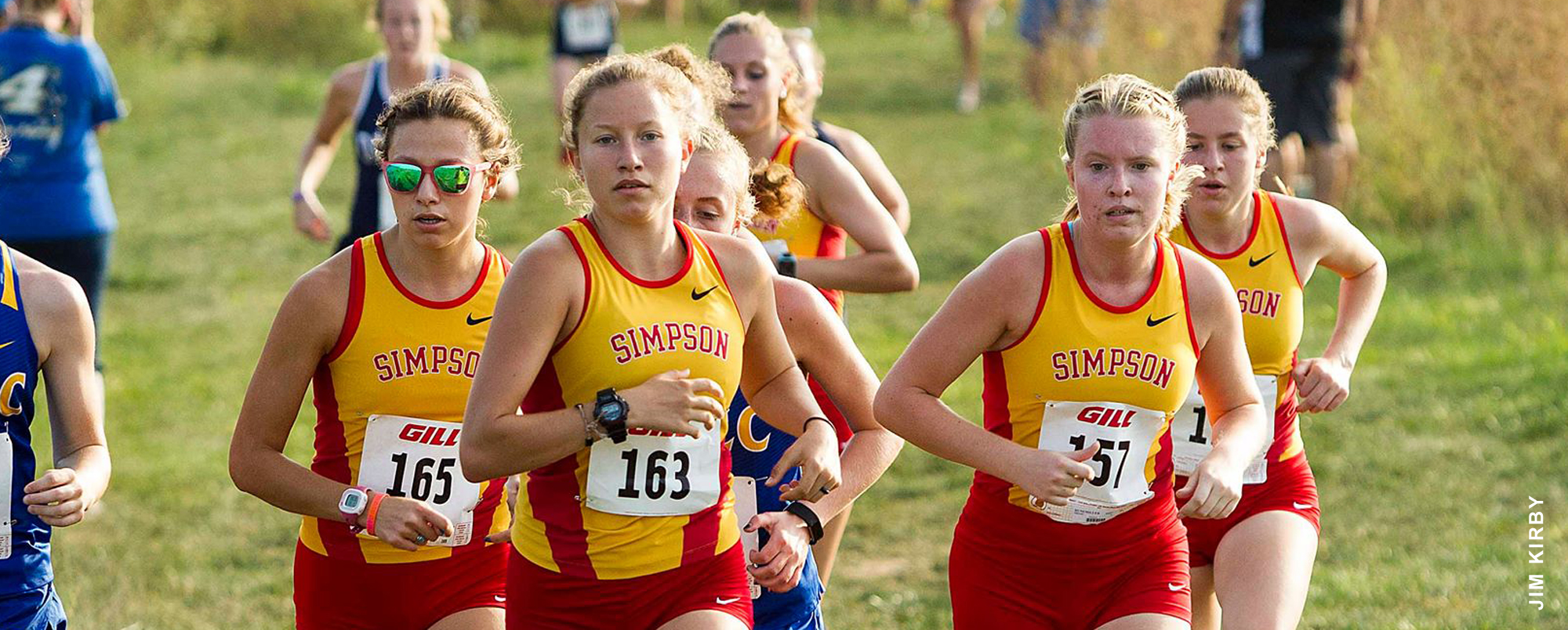 Storm women win Grand View Invite