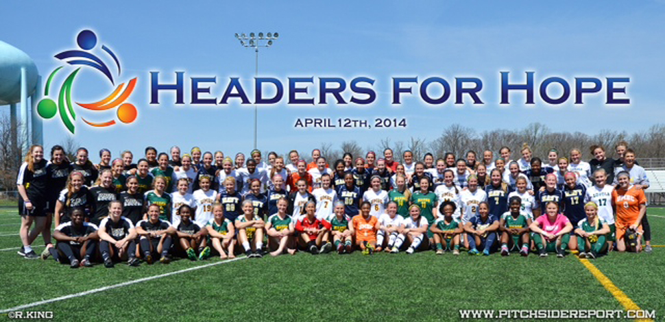 Women's Soccer Takes Part in Successful Charity Event