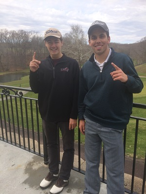 HACC's Neveker sinks a hole in one and finishes tied for second at Paxon Hollow