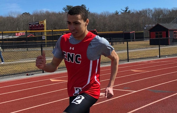 Kevin Rodrigues Named NECC Men's Track Athlete of the Week