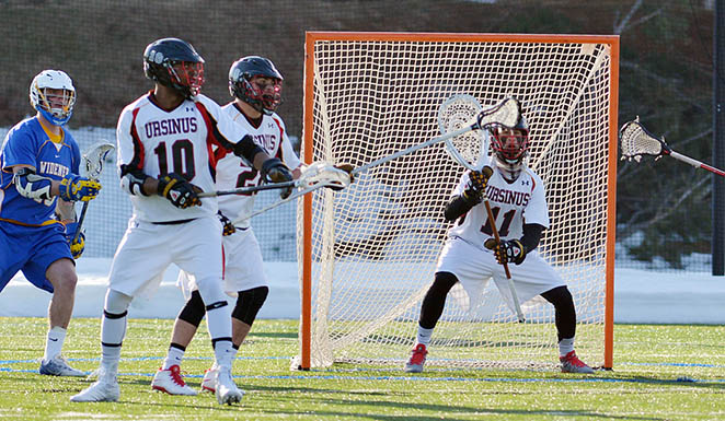 Men's Lacrosse powers past Eastern, 9-4