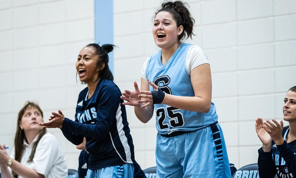 Women's basketball opens conference play with win over St. Clair