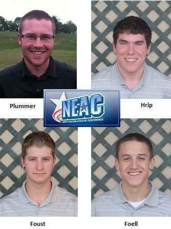 Four Lions Earn All-Conference Honors