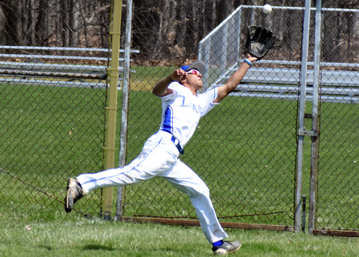 Lakeland held to one run in doubleheader sweep to Cuyahoga, 10-0 & 6-1