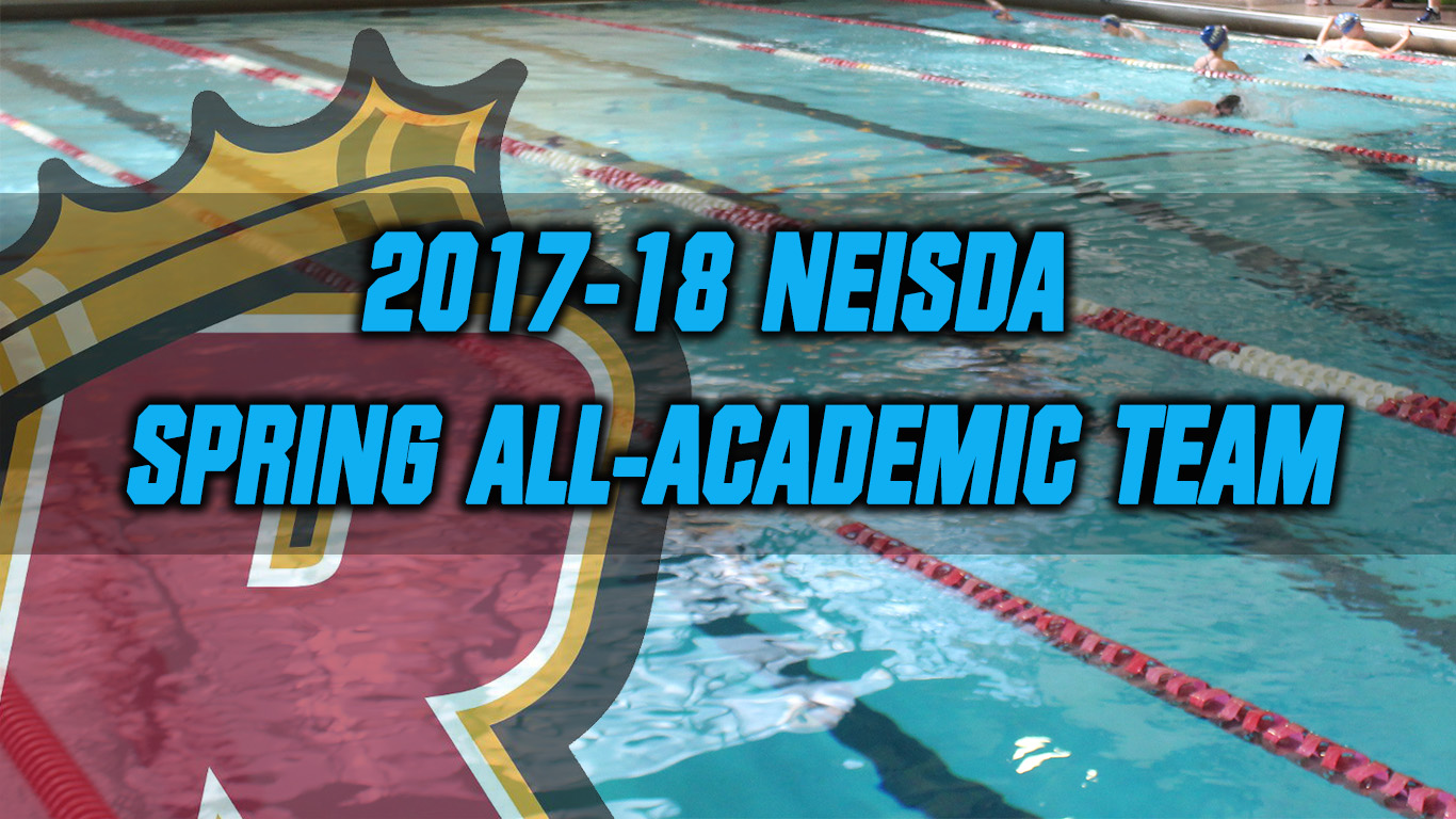 Swimming Lands 12 On NEISDA Spring All-Academic Team