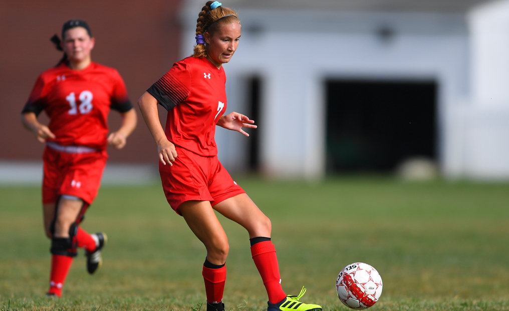 Southern Vermont Sinks Women's Soccer