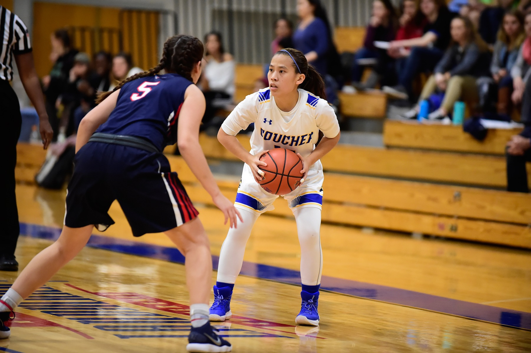 Women's Basketball Falls to Undefeated Scranton in Landmark Conference Opener, 85-48