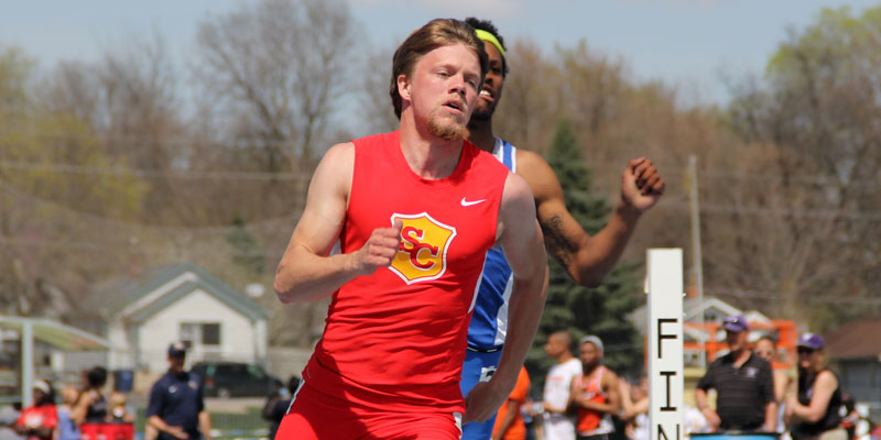 Wheatley named IIAC Track Athlete of the Week