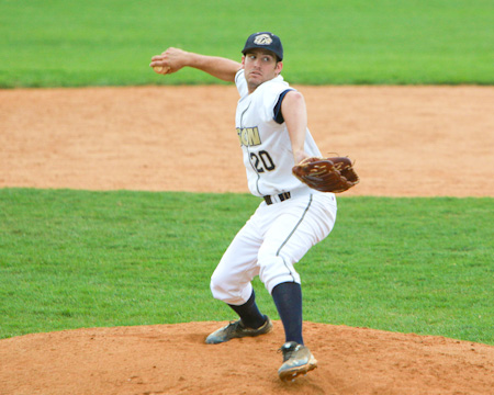 Gallaudet's William Chapman named to Jewish Sports Review All-America team for a second time