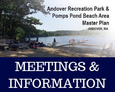 Rec Park Master Plan Information