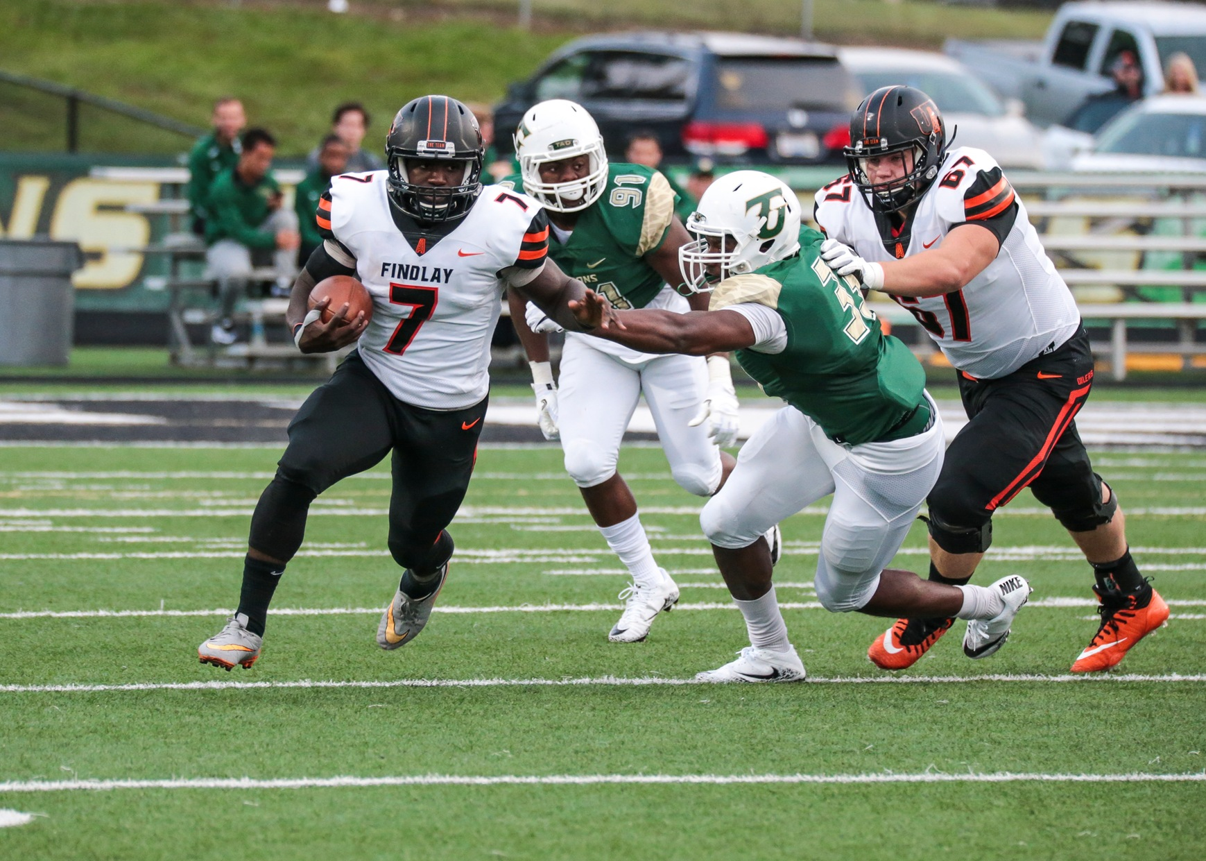Findlay Wins 18th Straight Against Tiffin