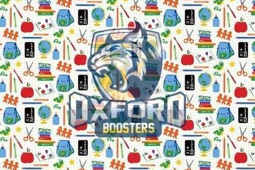 Oxford Booster Club 1st Annual Scrapbooking Crop