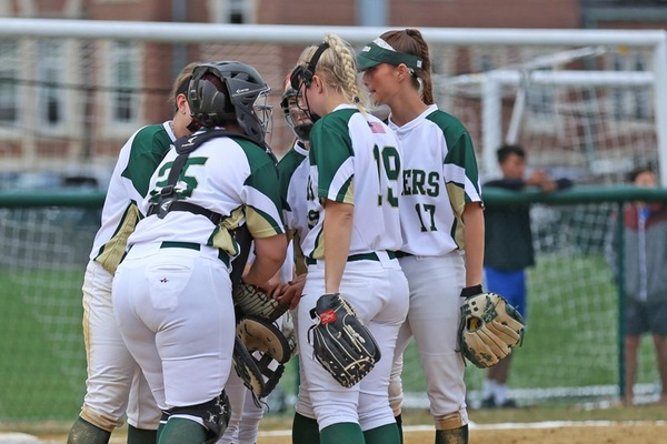 Softball Knocked Out Of Playoffs At Lesley