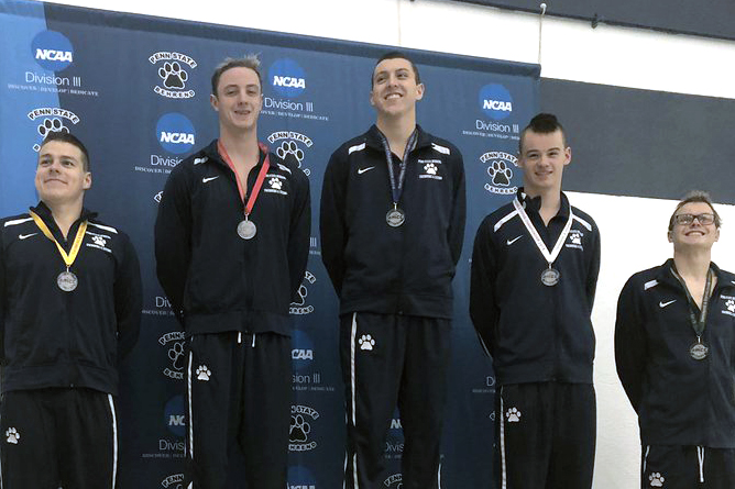 Patterson Three-Peats in the 500; Lions Stay Out Front at AMCC Championships