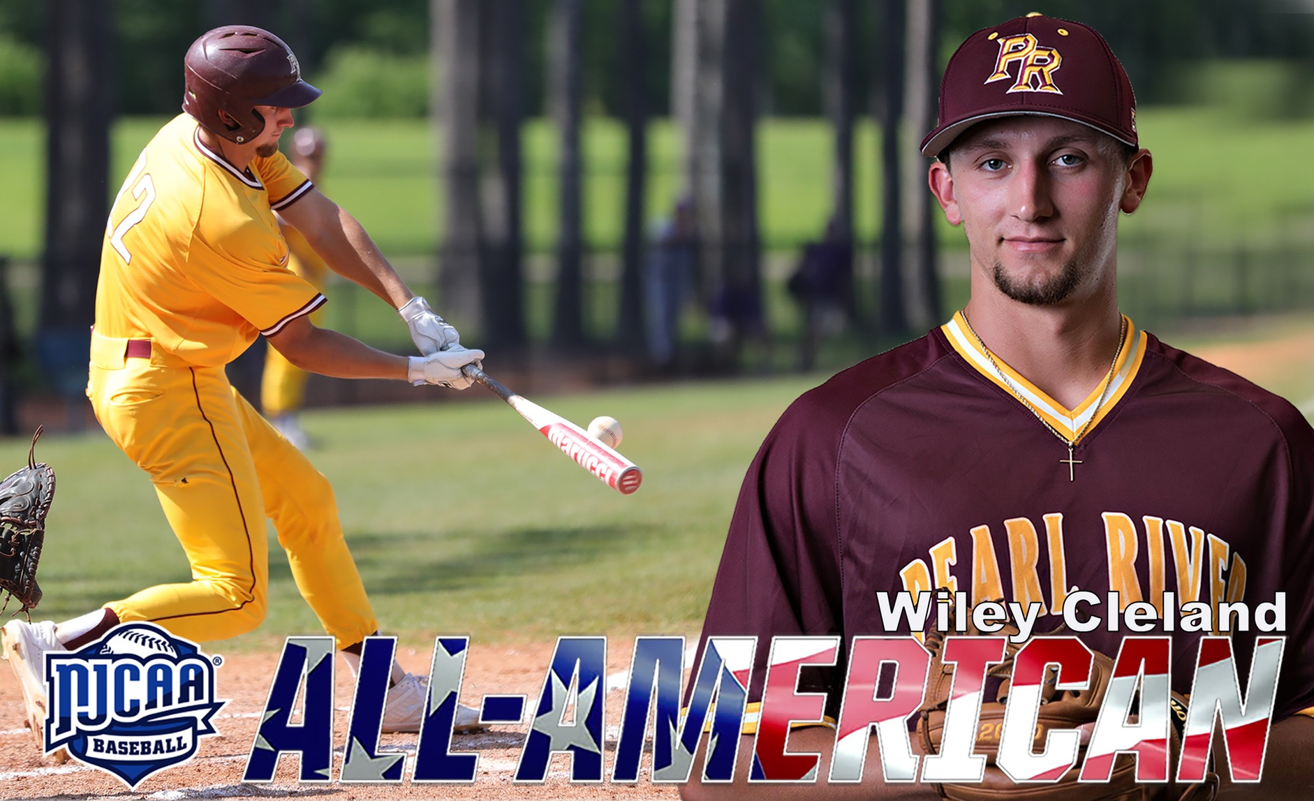 Pearl River's Wiley Cleland named All-American
