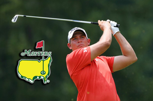 Tech's Scott Stallings tees off Thursday afternoon in his first Master's