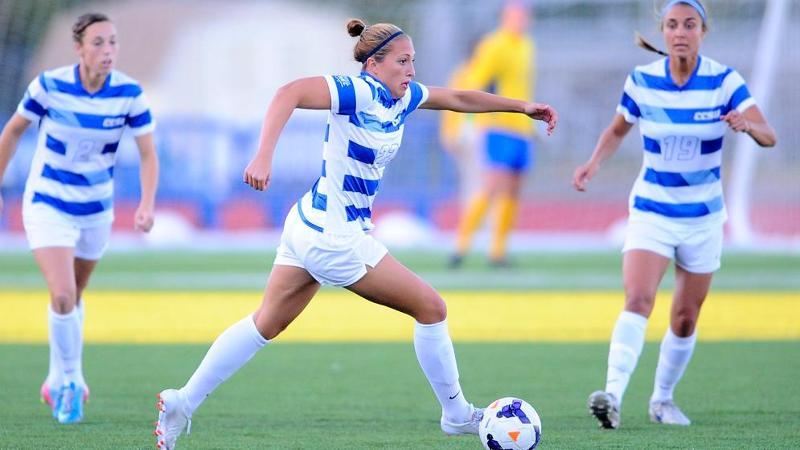 Women's Soccer Drops NEC Match at SHU