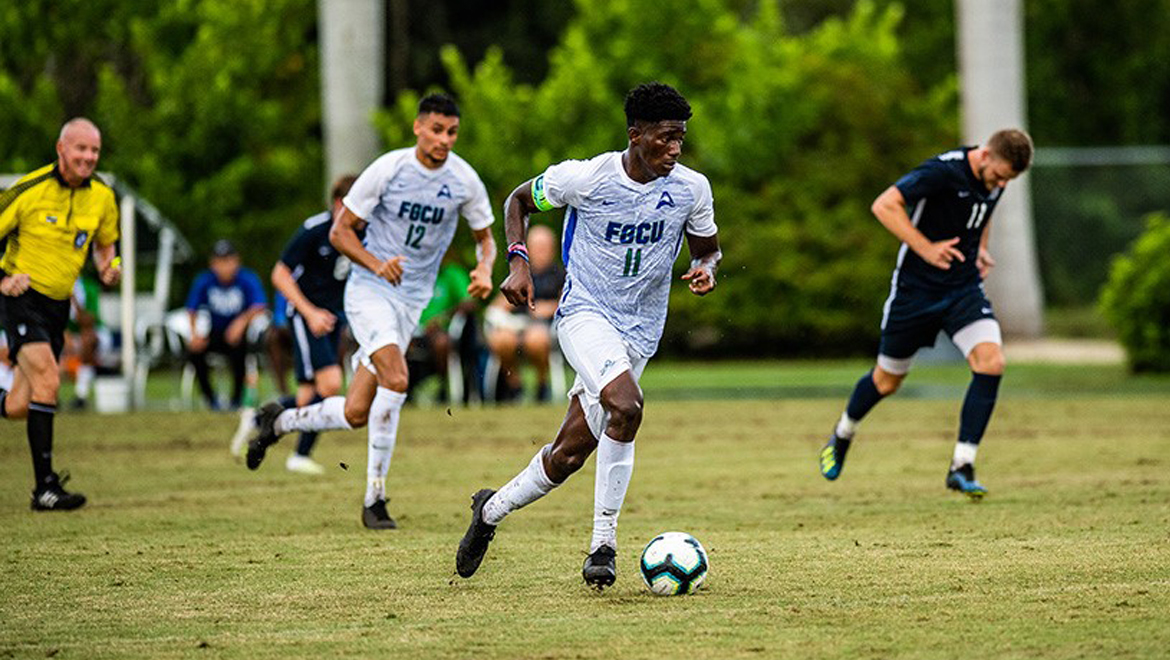 Men's @ASUNSoccer Teams Make Statement; Eagles Defeat #13 Michigan