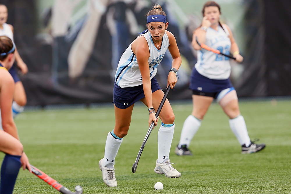 Lasell Field Hockey falls to St. Joe's (Maine) in GNAC Championship